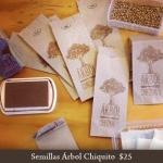 Semillas Árbol Chiquito